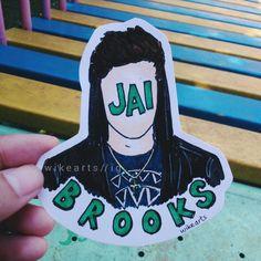 Jai Brooks [ig: wikearts]
