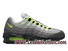 quality design 41ddd ab16e Homme Running Nike Air Max 95 OG Neon 759986 070 Nike Officiel Site Pour  Chaussures - 1612280522