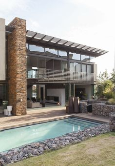 10 Awesome Useful Tips: Contemporary Villa Beautiful contemporary architecture minimal.Modern Contemporary Architecture contemporary decor on a budget. Architecture Design, Beautiful Architecture, Residential Architecture, Contemporary Architecture, Contemporary Building, Contemporary Landscape, Contemporary Decor, Contemporary Apartment, Contemporary Cottage