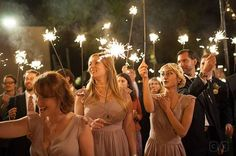 10 Ways to Fool Wedding Guests Into Thinking You Thought of Everything