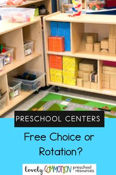 Setting up and managing center time takes making some decisions on how things will be run. Free choice play centers? A center rotation system? Which one is best? Take a look at the pros and cons of each to help you better make an informed decision. Play Based Learning, Learning Centers, Center Rotations, Preschool Centers, Inspired Learning, My Philosophy, Play Centre, Student Work, Helping Others
