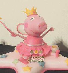 Peppa Pig, porcelana fria Lorena Hammer