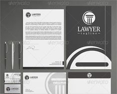 Free Stationery Templates | Law Firm | Pinterest | Free Letterhead Templates,  Letterhead Template And Letterhead Sample