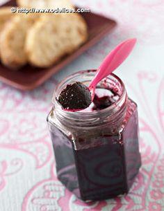Gelée de cassis, la recette d'Ôdélices : retrouvez les ingrédients, la préparation, des recettes similaires et des photos qui donnent envie !