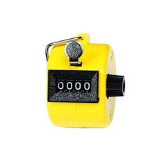 Gravydeals Hand held Tally Counter Clicker Counting Machine