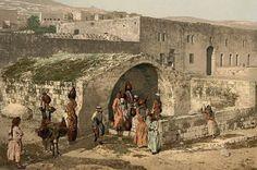 Nazaret - Fuente de la Virgen María