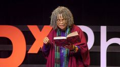 What does it mean to be human? | Sonia Sanchez | TEDxPhiladelphia