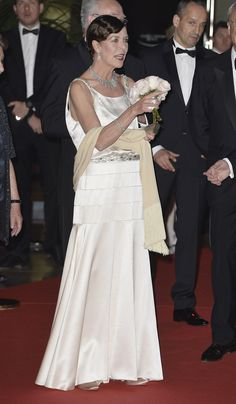 Princess Caroline Photos: Rose Ball 2015 In Aid Of The Princess Grace Foundation In Monaco