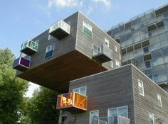 Wozoco apartments, Amsterdam