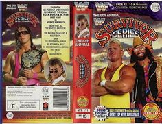 Wrestling Audio Revolution Blog: Retro Review: Survivor Series '92