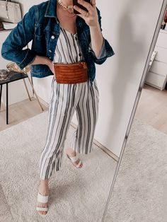 5 Spring Trends Every Woman Can Wear: 2018 Edition Connecting women to their Spring Trends Every Woman Can Wear: 2018 EditionAs CEO of StyleBlueprint, Liza also regularly writes fo Street Style Summer, Street Style Looks, Street Style Women, Casual Chic Outfits, Fashion Weeks, Fashion Tips, Fashion Trends, Fashion Bloggers, Winter Trends