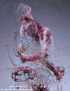 The art works of digital visual artist Adam Martinakis Arte Peculiar, Anatomy Art, Surreal Art, Erotic Art, Graphic, Love Art, Oeuvre D'art, Art Inspo, Sculpture Art