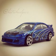 "Honda Civic - 2003 Hot Wheels ""Pride Rides"" #hotwheels 