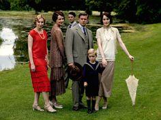 """""""Downton Abbey"""" - season 6"""