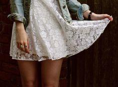 lace dresses >