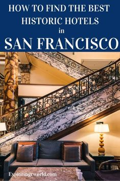 Visit historic hotels of San Francisco on Nob Hill and Union Square. The Fairmont, St. Francis, Mark Hopkins. Learn about the rich and famous who've stayed in these elegant hotels. Central America, North America, Fairmont Hotel, San Francisco Travel, Union Square, St Francis, United States Travel, Travel Guides, Travel Tips