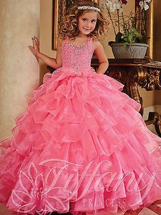 132 Best Beautiful Dresses Images Flower Girls Gowns Children Dress