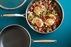 How to Make an Amazing Pan Sauce upgrade your cooking skills linktr. Pampered Chef Party, Pampered Chef Recipes, Cooking For Beginners, Cooking Tips, Salsa Recipe, Dressing Recipe, Budget Meals, Healthy Recipes, Easy Recipes