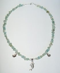 Dolphin's Grace Necklace (Style 1) - SOLD