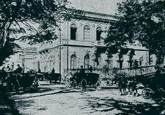 PETRÓPOLIS (RJ) - Fórum da cidade, em 1905.