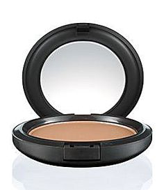 MAC Bronzing Powder A lightly frosted tinted powder that provides sheer natural bronzing effects and highlights. Ideal for enhancing skin tone or accenting or strengthening a tan. Skin-conditioning, long-wearing and formulated to provide a smooth, even application on all skin types.#Dillards