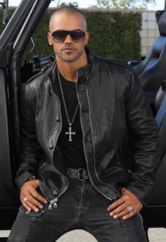 I cannot get enough of Shemar