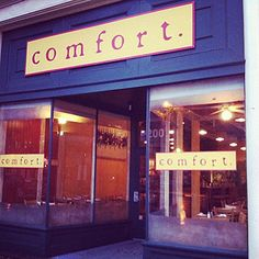 #25 Comfort, Richmond, VA - Best Southern Restaurants- Southern Living - @jamiebd7 we need to go here!