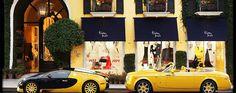10 most exclusive boutiques in the world | Luxury Safes, exclusive shopping, Carine Gilson, Harry Winston, Ulysse Nardin, Versace, Loewe, Louis Vuitton, Oscar de la Renta, Bourdon House, House of Bijan, 10 most exclusive boutiques in the world, exclusive boutiques, luxury boutiques, luxury brand