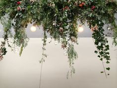 Foliages hanging from the arch would look beautiful . | by Flower Jar
