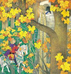 Felicitas Kuhn – Rapunzel