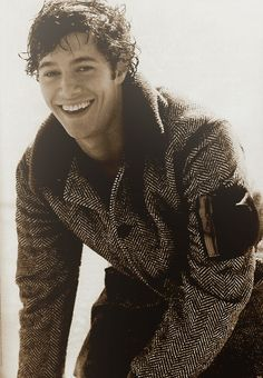 Adam Brody. Grossly underestimated. Adorable.