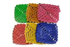 KMC Z410H Chain These heavy-dutychains come in a variety of colors and are perfect for all of our fixies and single speed bikes.