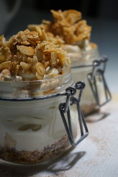 auliblogi: Meekook purgis / Honey cake in jar Honey Cake, Cereal, Pudding, Jar, Cakes, Breakfast, Desserts, Food, Morning Coffee