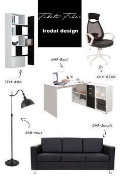 Szereted az egyszerű mégis nagyszerű dolgokat, berendezéseket? Szereted az elegáns és letisztult bútorokat? Akkor ez az iroda berendezési ötlet biztosan tetszeni fog neked ;) Irodabútor megoldásaink a munkahelyi irodákon túl, számos megoldást kínál otthoni dolgozószobák berendezésére is. #ideas#officeideas#officedesign#officefurniture#office#irodabútor#irodadesign#iroda#dolgozószoba Ravenna, Office Desk, Simple, Modern, Furniture, Design, Home Decor, Desk Office, Trendy Tree