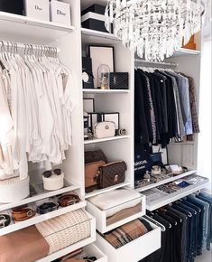 Bedroom Closet Design, Closet Designs, Bedroom Decor, Wardrobe Room, Wardrobe Storage, Closet Layout, Dressing Room Design, Dream Closets, Small Closets