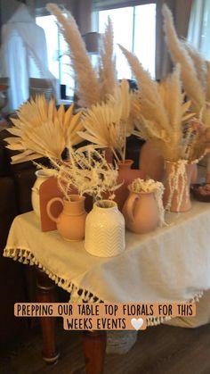 Wedding Table, Fall Wedding, Our Wedding, Dream Wedding, Bridal Shower Decorations, Wedding Decorations, Burnt Orange Weddings, Dinner Party Table, Baby Shower