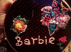 Barbie  www.instagram.com/barbiegirl_travels_arts