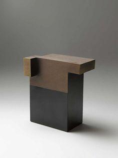 The Geometric Passion —Ceramic Sculpture by Enric Mestre Abstract Sculpture, Sculpture Art, Ceramic Sculptures, 3d Wall Art, Wall Art Decor, Contemporary Sculpture, Contemporary Art, Spanish Artists, Stone Sculpture