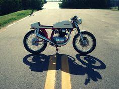 Bare Bones Honda 200T