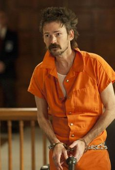 Justified. Jeremy Davies as Dickie Bennett.