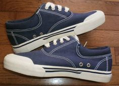 Mouse over image to zoom    Have one to sell? Sell it yourself  NEW! WOMENS sz 8 NARROW navy US POLO ASSN canvas TENNIS SHOES sneakers NWOB