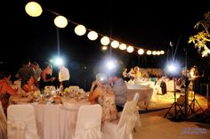 Dining dancing and happily ever at Blue Heaven swimming pool. #BlueHeavenBali #Wedding #BaliWedding #BlueHeavenBaliNews