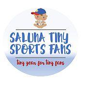 Saluna's Tiny Sports Fans  Tiny Gear for Tiny Fans by saluna
