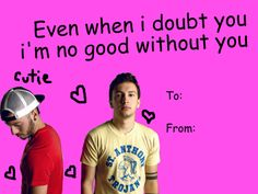 Valentine | Doubt | Twenty One Pilots