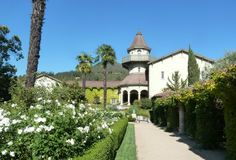 Chateau St. Jean Winery for romantic travel and girlfriend getaways in Napa Valley and Sonoma.