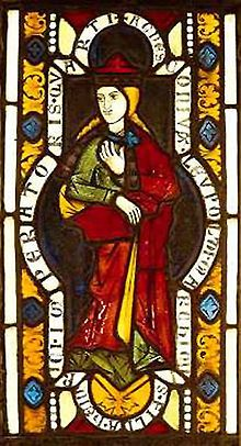 Agnes of Germany (1072 - 1143). Daughter of Henry IV and Beatrice of Savoy. She married Frederick I, Duke of Swabia and had children.