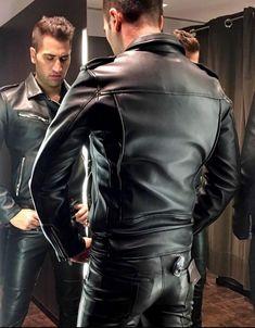 Cowboy black jacket