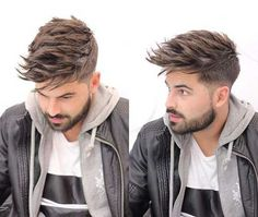 31.Popular Male Short Hairstyles