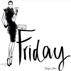 Äntligen fredag