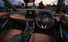Interior Toyota Corolla Cross Toyota Corolla, New Corolla, Fiat Uno, Pagani Huayra, Ferrari 488, Volkswagen Golf, Nissan Frontier, Peugeot 2008, Small Suv